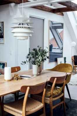 56 modern farmhouse dining room decor ideas