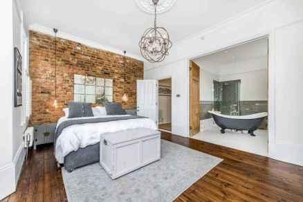 58 beautiful farmhouse master bedroom decor ideas