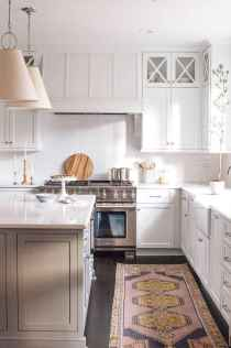 60 beautiful white kitchen cabinet design ideas