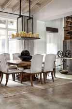 60 modern farmhouse dining room decor ideas