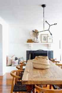 61 modern farmhouse dining room decor ideas