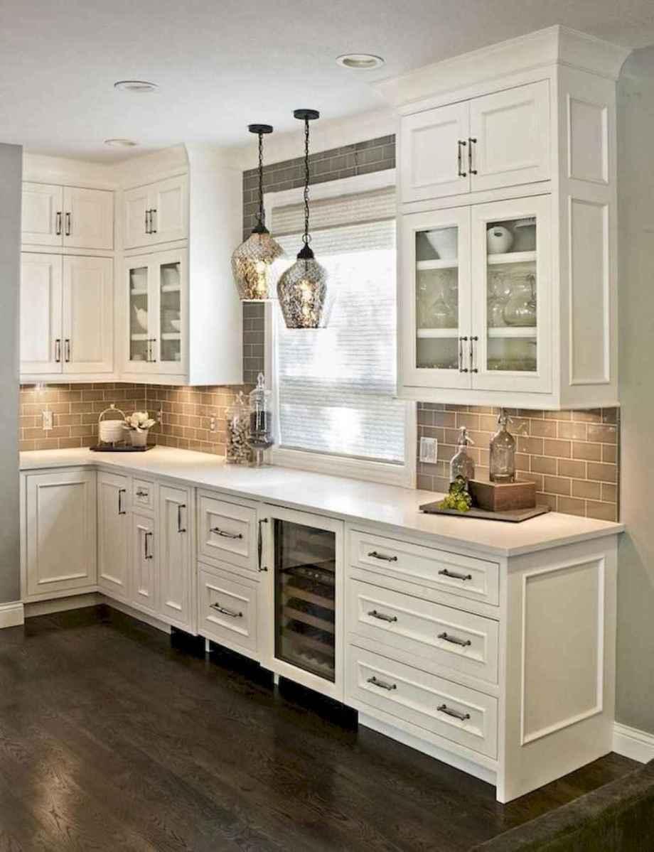 69 modern farmhouse kitchen cabinet makeover design ideas