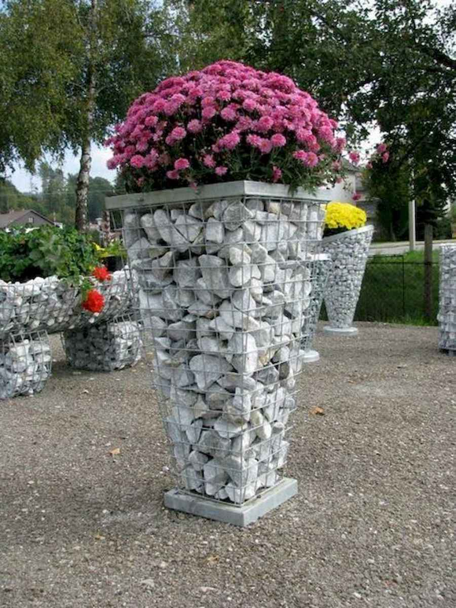 01 fabulous gabion ideas for your outdoor area