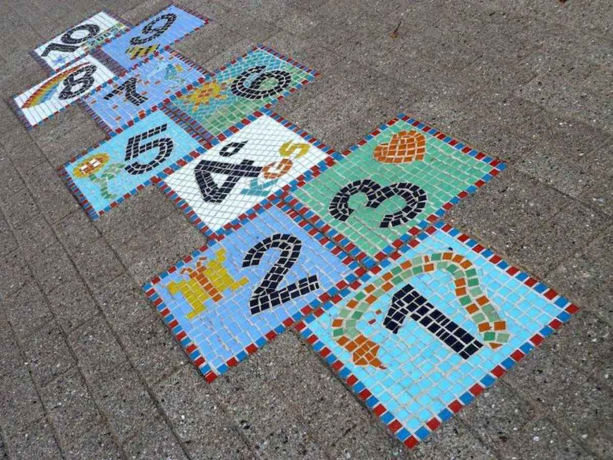 02 excellent diy mosaic ideas to make for your garden