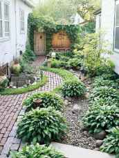 04 incredible side house garden landscaping ideas with rocks