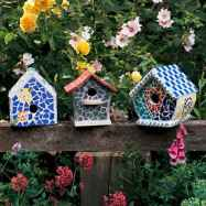 05 excellent diy mosaic ideas to make for your garden