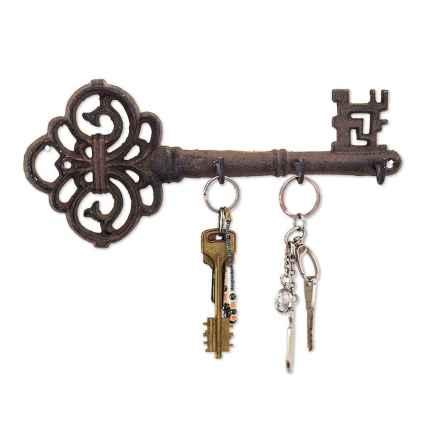 06 diy creative key holder for wall ideas