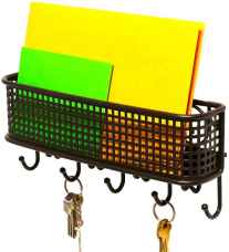 07 diy creative key holder for wall ideas
