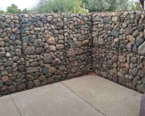 12 fabulous gabion ideas for your outdoor area