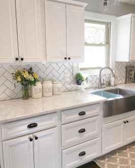 12 white kitchen cabinet decor for farmhouse style ideas