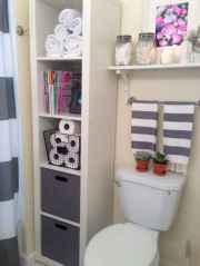 14 quick and easy bathroom storage organization ideas