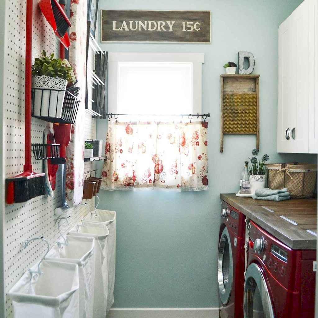 17 smart laundry room organization ideas
