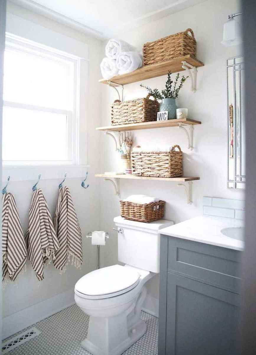 19 quick and easy bathroom storage organization ideas