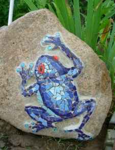 22 excellent diy mosaic ideas to make for your garden