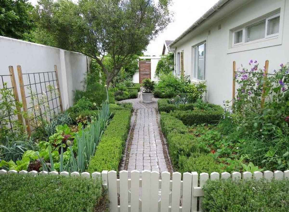23 incredible side house garden landscaping ideas with rocks