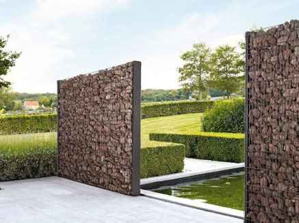 25 fabulous gabion ideas for your outdoor area
