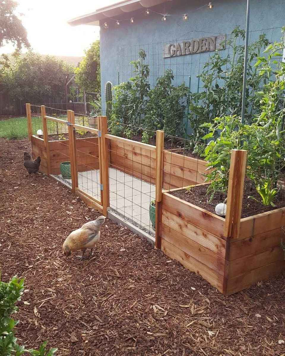 26 diy raised garden bed plans & ideas you can build in a day
