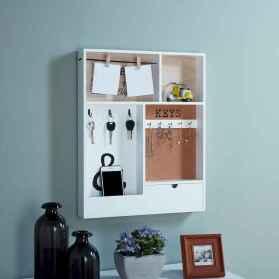 39 diy creative key holder for wall ideas