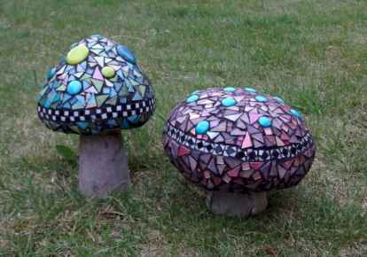 41 excellent diy mosaic ideas to make for your garden
