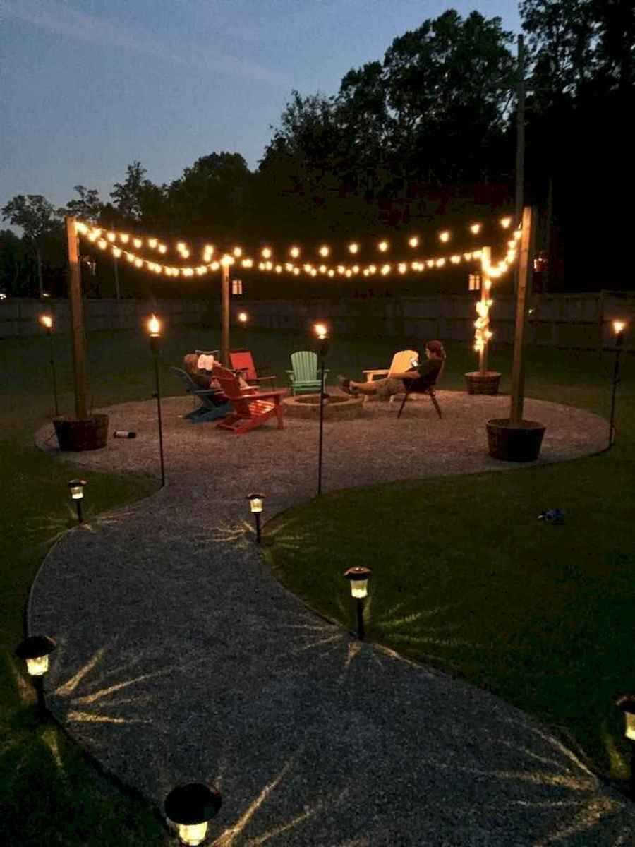 42 awesome backyard fire pits with seating ideas