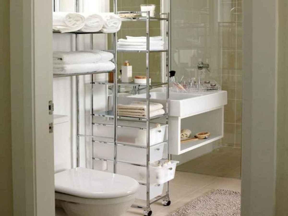 42 quick and easy bathroom storage organization ideas
