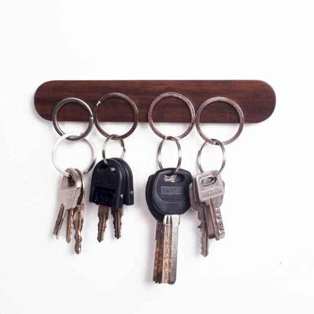 44 diy creative key holder for wall ideas