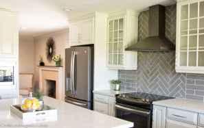46 white kitchen cabinet decor for farmhouse style ideas