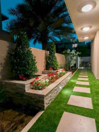 49 incredible side house garden landscaping ideas with rocks