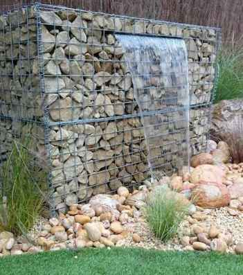 52 fabulous gabion ideas for your outdoor area