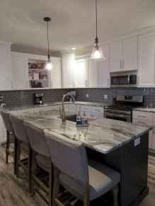 52 white kitchen cabinet decor for farmhouse style ideas