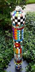 53 excellent diy mosaic ideas to make for your garden