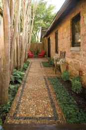 61 incredible side house garden landscaping ideas with rocks