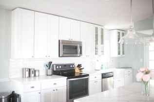62 white kitchen cabinet decor for farmhouse style ideas