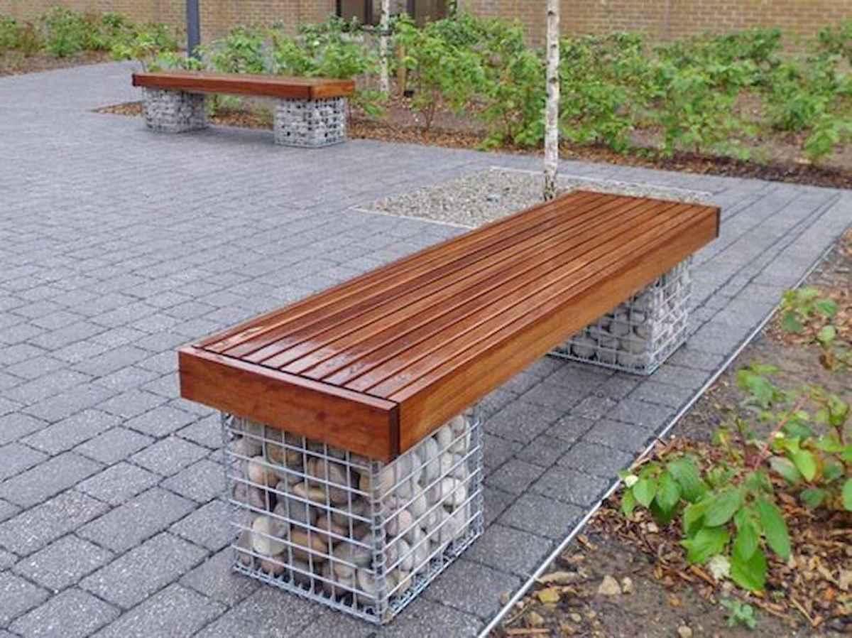 66 fabulous gabion ideas for your outdoor area