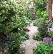 66 incredible side house garden landscaping ideas with rocks