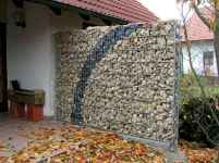 69 fabulous gabion ideas for your outdoor area