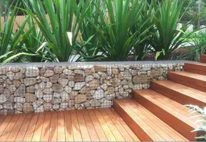 70 fabulous gabion ideas for your outdoor area