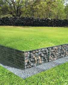 71 fabulous gabion ideas for your outdoor area