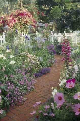 74 fabulous garden path and walkway ideas