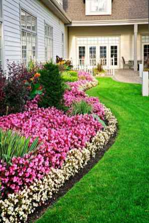 01 beautiful and creative flower bed desgin ideas for garden