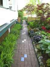 01 incredible side yard garden landscaping ideas with rocks