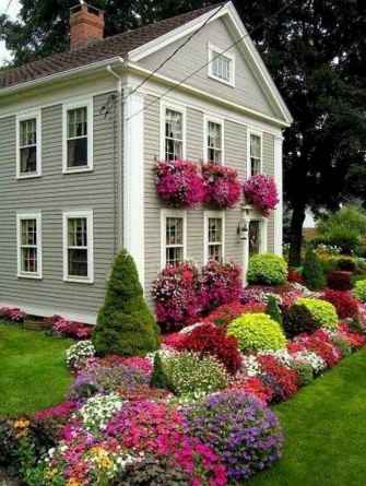02 beautiful and creative flower bed desgin ideas for garden