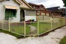 08 best front yard fence design ideas
