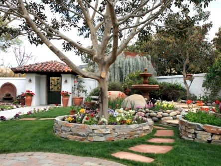16 simple and beautiful front yard landscaping ideas on a budget