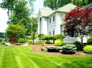 20 incredible side yard garden landscaping ideas with rocks