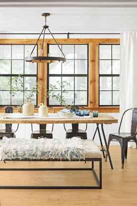 31 fantastic farmhouse dining room design ideas