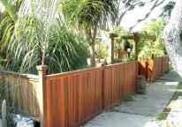 34 best front yard fence design ideas