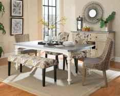 34 fantastic farmhouse dining room design ideas