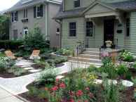 36 simple and beautiful front yard landscaping ideas on a budget