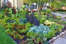 41 beautiful and creative flower bed desgin ideas for garden